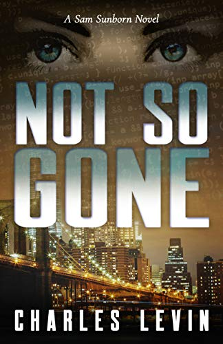 NOT SO GONE: A Sam Sunborn Novel by [Charles Levin]