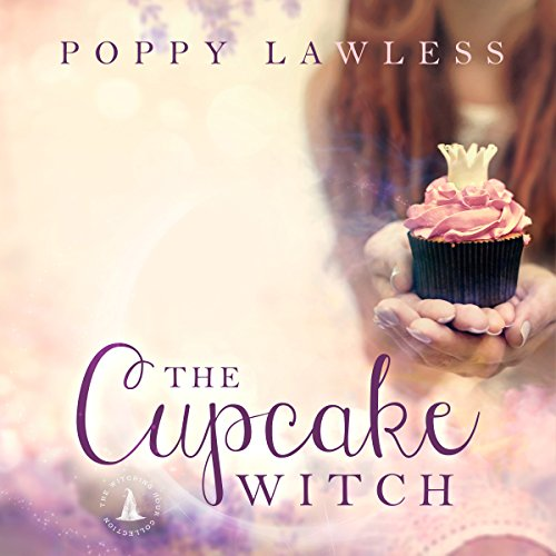 The Cupcake Witch audiobook cover art