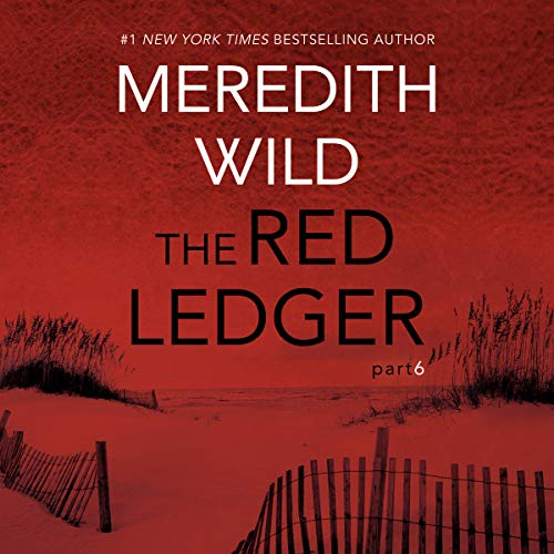 The Red Ledger: 6 audiobook cover art