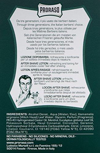 Proraso Proraso lozione dopobarba after shave lotion 100 ml