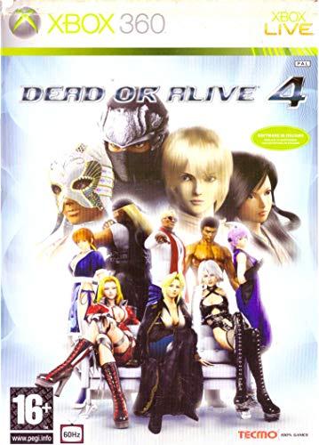 Xbox 360 - Dead or Alive 4 - [PAL ITA - MULTILANGUAGE]