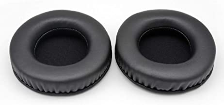 Ear Pads Replacement Ear Cushions Covers Pillow Foam for Philips SHB8850NC Headset Headphone Repair Parts (Black)