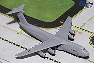 GeminiMACS GeminiJets United States Air Force C-5M Super Galaxy Dover Base 1: 400 Scale Diecast Model Airplane Vehicle