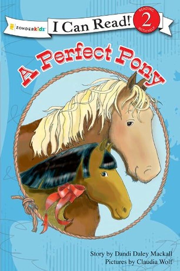 推論光沢十年A Perfect Pony (I Can Read! / A Horse Named Bob) (English Edition)
