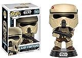 Funko Pop Scarif Stormtrooper 156 Star Wars Rogue One Figure 9 cm Cinema #1