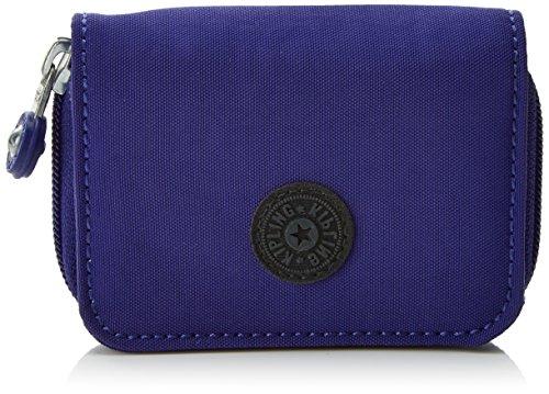 Kipling Damen Tops Geldbörse, Violett (Summer Purple), 7.5x10x2.5 cm