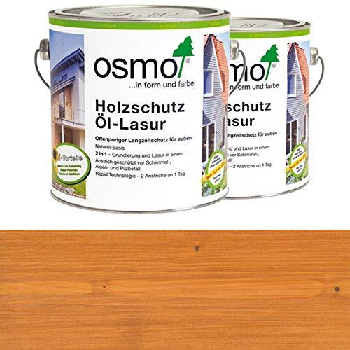 Osmo Holzschutz Öl-Lasur Zeder 0,75 l - 12100038
