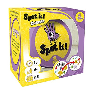 Spot It! (Color/Packaging May Vary)