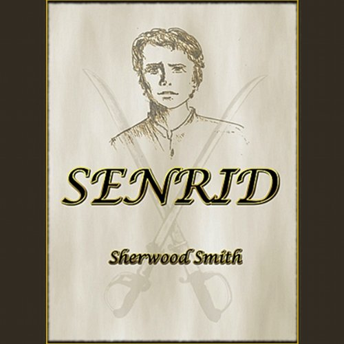 Senrid audiobook cover art