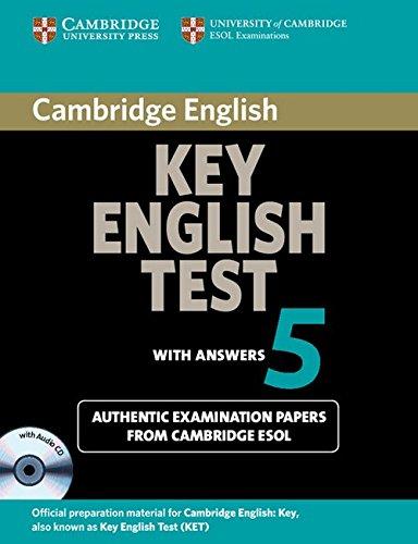 Cambridge Key English Test 5 Self Study Pack Student's
