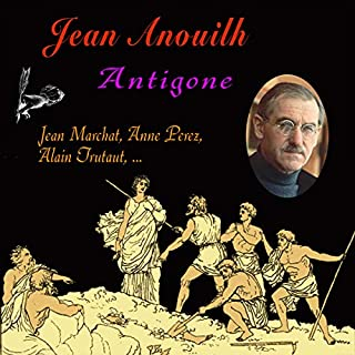 Couverture de Antigone