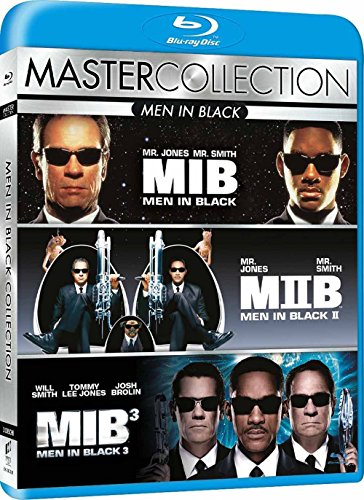 Men In Black Collection (Box 3 Br)
