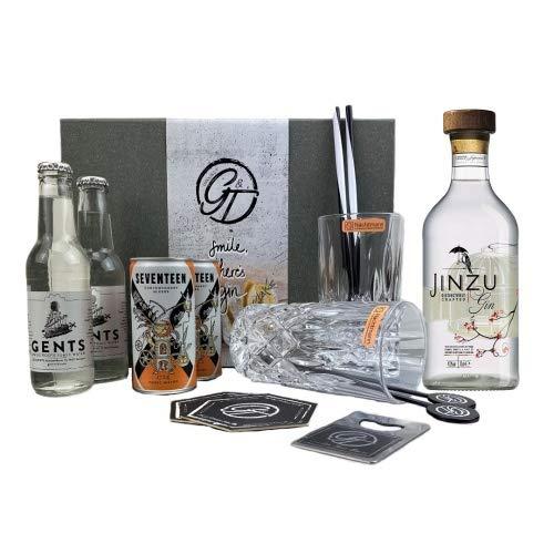 Jinzu Gin & Tonic Geschenkeset