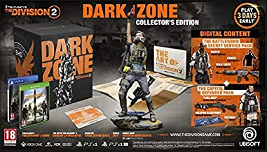 Tom Clancy's - The Division 2 Dark Zone Collector's Edition PS4