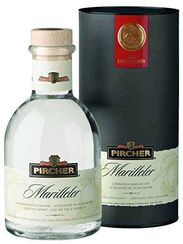 Marilleler Acquavite di albicocche Linea Sudtirolo 70 cl. - Pircher