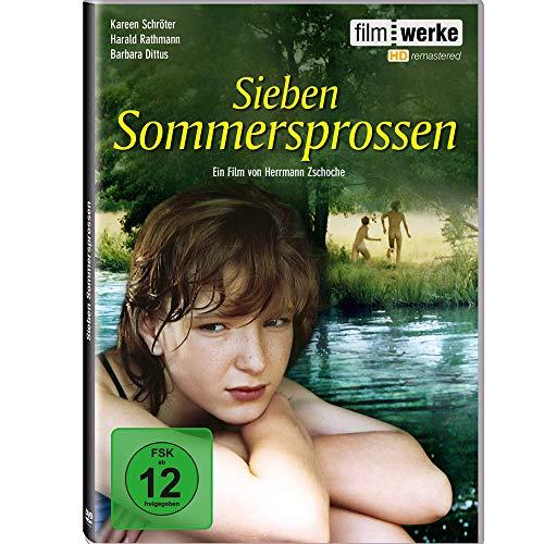 Ostprodukte-Versand.de DVD Sieben Sommersprossen - DDR Geschenke - für Ostalgiker - Ossi Artikel