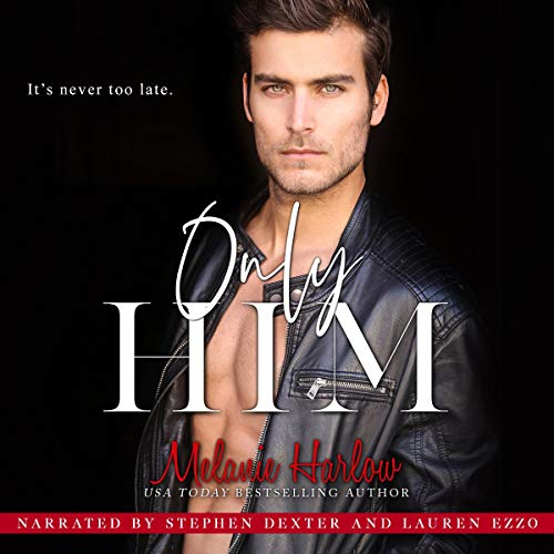 Only Him audiobook cover art