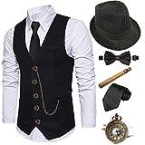 1920s Mens Costume Accessories S...