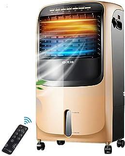 Liten avdunstning luftkonditionering, luftkylare fläkt och uppvärmning, luftfuktare, luftrenare 4 i 1, vattenkylare 3 hast...