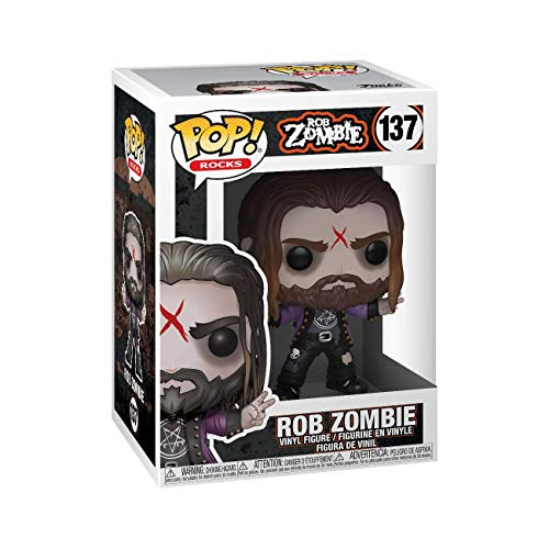 Pop Rob Zombie Vinyl Figure