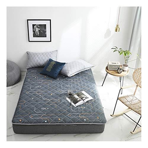 Verdikt ademende tatami-matras, gewatteerde studenten, woonkamer, opvouwbare matras, voor thuis, camping, yoga matras 120x200cm(47x79