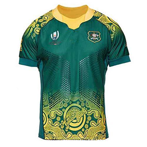 Rugby-Trikot, Australisches Rugby-Trainingswesten-Sweatshirt S-XXXL