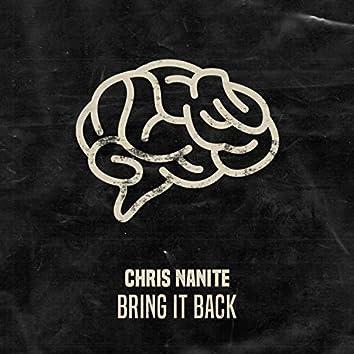 Bring it back (Radio Edit)