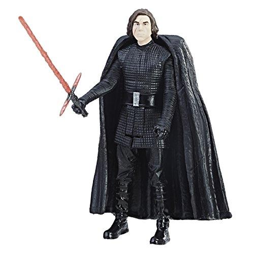 Star Wars - Figura de Kylo REN, 9 cm, Episodio 8 (Hasbro C1506ES0)
