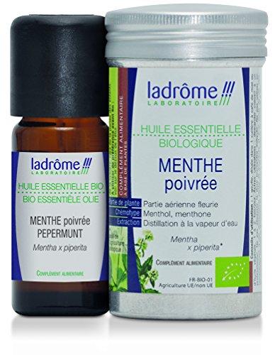 La Drôme Provençale - PRI 6224 - Huile Bio - Huile Essentielle de Menthe Poivrée - 10 ml