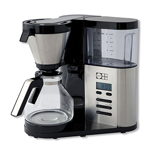 Elements Pour-Over Style Coffee Brewer, 8-Cup Glass Carafe