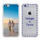 MXCUSTOM Coque Personnalisée Apple iPhone 6s iPhone 6, Personnalisable avec Votre Propre Photo...