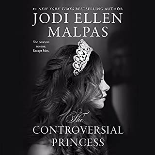 The Controversial Princess audiobook cover art