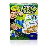 Crayola Marker Airbrush Set toy gift idea birthday