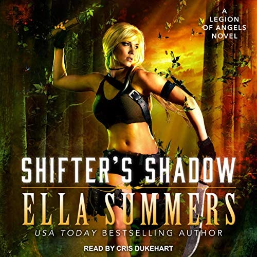 Shifter s Shadow Legion of Angels Book 5 product image
