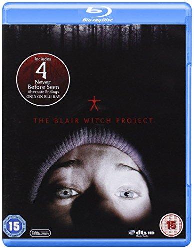 Blair Witch Project [Edizione: Regno Unito] [Reino Unido] [Blu-ray]