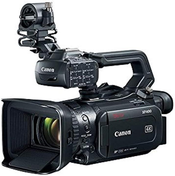 Videocamera palmare 8.29mp cmos 4k ultra hd nero canon xf xf400 2213C003