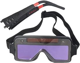 DYNWAVE Óculos de Proteção para Carro, Capacete com Escurecimento Solar, Protetores Auriculares/Fixados Na Cabeça
