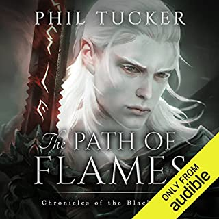 The Path of Flames cover art