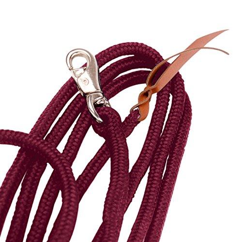 BUSSE Rope STANDARD, 370 cm, bordeaux, 370