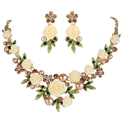 Top 10 flower jewelry set for haldi for 2020