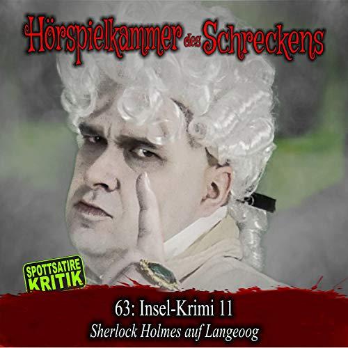 Inselkrimi 11 - Sherlock Holmes auf Langeoog Titelbild