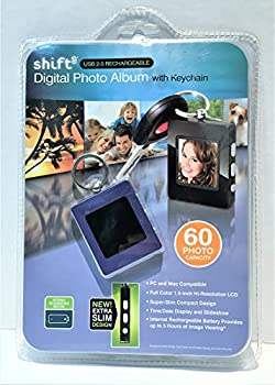 Shift3 Digital Photo Album with KEYCHAIN