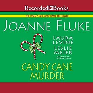 Candy Cane Murder cover art