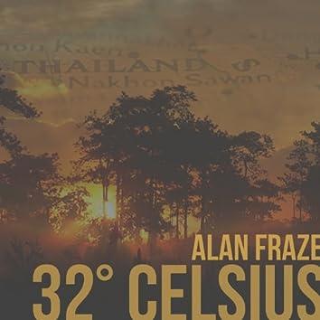 32° Celsius