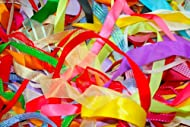 Assorted Ribbon 25m Per bag Also available in single colors High Quality