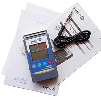 Hand-held Electrostatic Fieldmeter Simco FMX-003 Electrostatic Tester by HWN