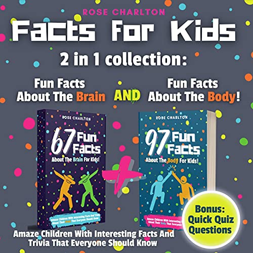 『Facts for Kids 2 in 1 Collection』のカバーアート