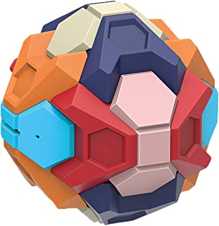 OUZHOU Barn monterad spargris barn pedagogiskt pussel leksak plast demontering pengar bank boll leksak färgglad tidig utbi...