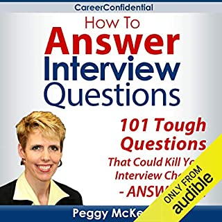 How to Answer Interview Questions cover art