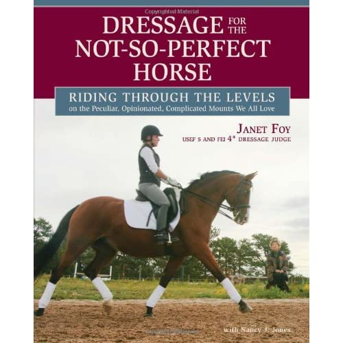 Image result for Dressage for the Not-So-Perfect Horse